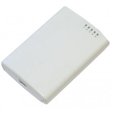 MikroTik RB750P-PBr2 PowerBox