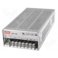 Alimentator Mean Well SP-150-24 cu filtru PFC