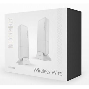 MikroTik RBwAPG-60ad kit Wireless Wire