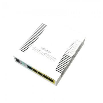 MikroTik RB260GSP (CSS106-1G-4P-1S)