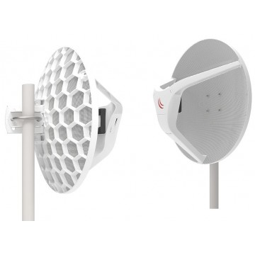 MikroTik RBLHGG-60ad kitr2 Wireless Wire Dish