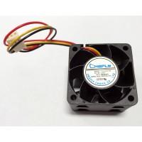 MikroTik DC Brushless Fan 40x28 12V