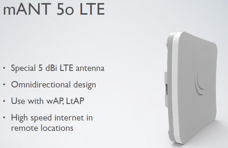 mANT 5o LTE