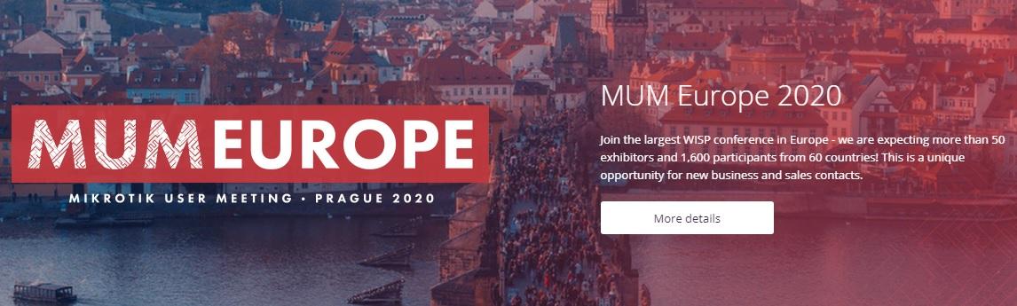 MUM Europe 2020